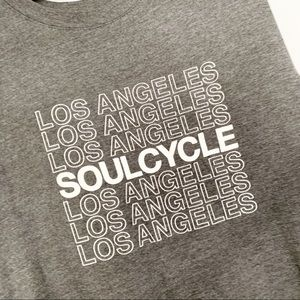 soulcycle Shirts - SOULCYCLE LOS ANGELES Muscle Tank